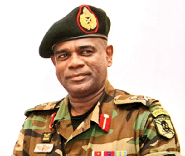 No need to withdraw troops from North, East: Army Commander