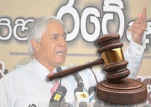 AG raises preliminary objections against former CJ's petition