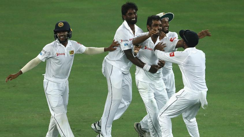 Sri Lanka moves ahead of Pakistan in sixth place