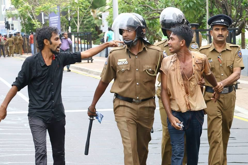 Court issues orders against anti-SAITM protesters