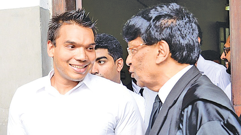 Namal, five others fixed for trial