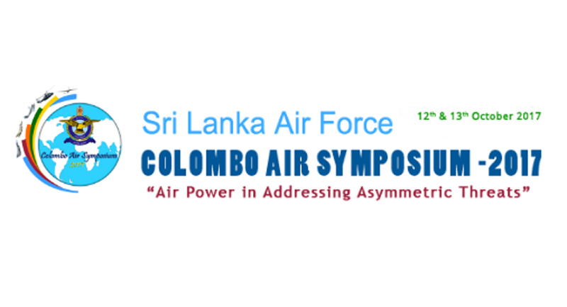 Colombo Air Symposium begins tomorrow