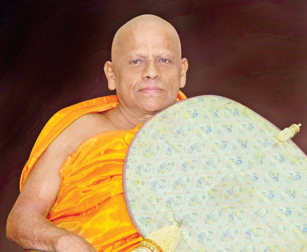Asgiriya Chief Prelate frowns on those withdrawing from Constitutional Council