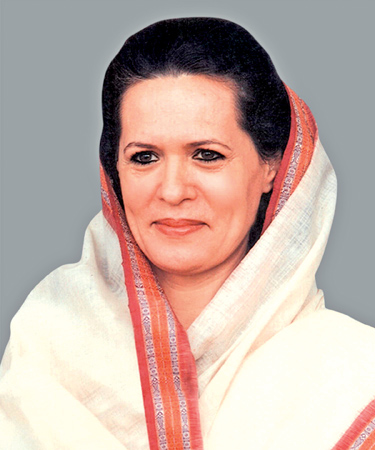 Live for the heart and nation : The life of Sonia Gandhi ...