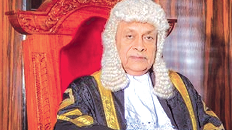 Speaker firm on unitary status of Constitution