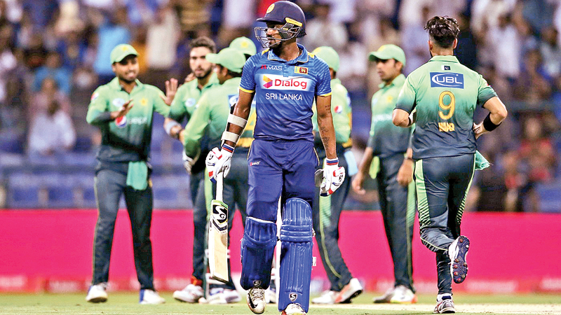 Pakistan wins 1st match in a canter | Daily News