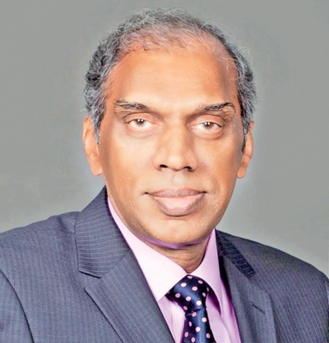 Dr. Hector Weerasinghe,  Former Director of the National Hospital of Sri Lanka.