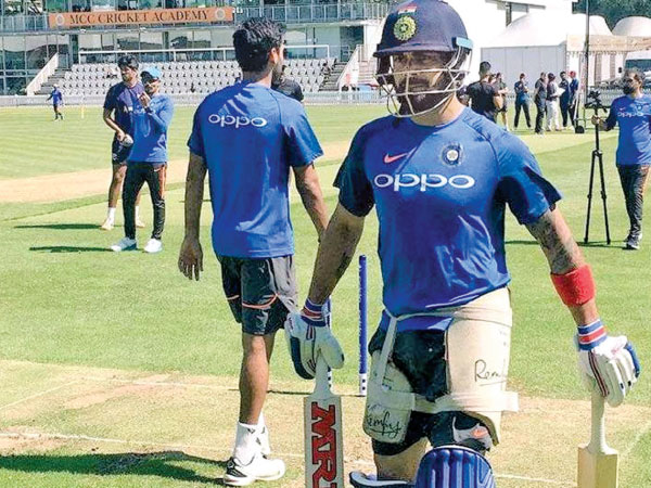 India gear up to face Sri Lanka in the first Test starting on Thursday