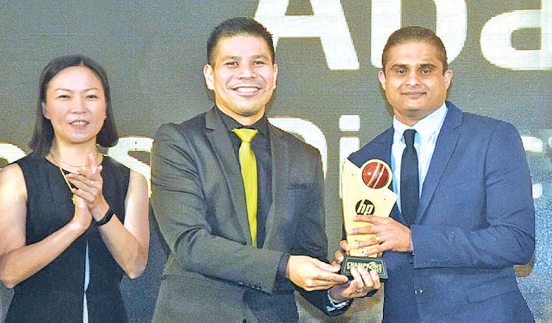 Abans wins best retailer, service awards at HP partners