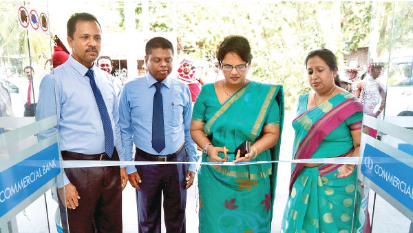 Commercial Bank opens branch in Katana   Page 71   Daily News