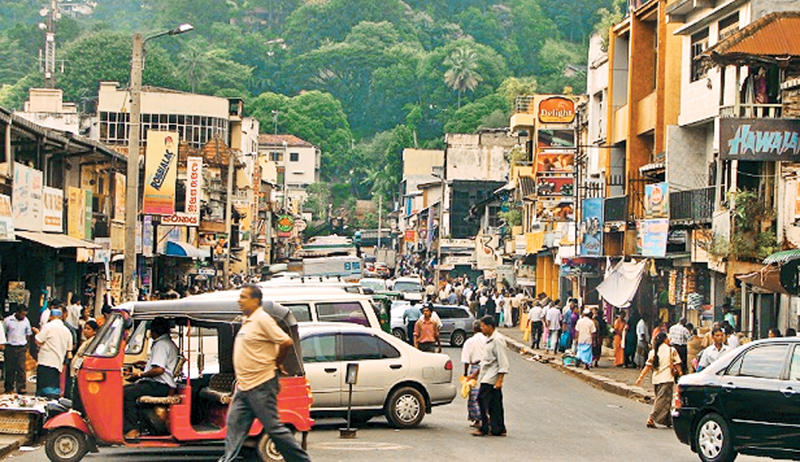 Charming Kandy Town Common Amenities To Get Major Facelift