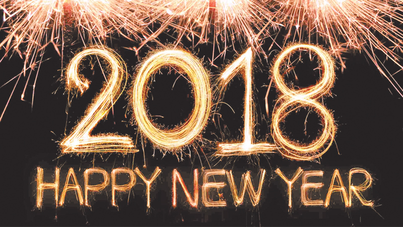 New year welcomed with fireworks and prayers   Daily News