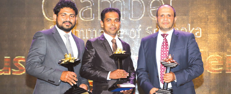 Imperial Spices team with awards