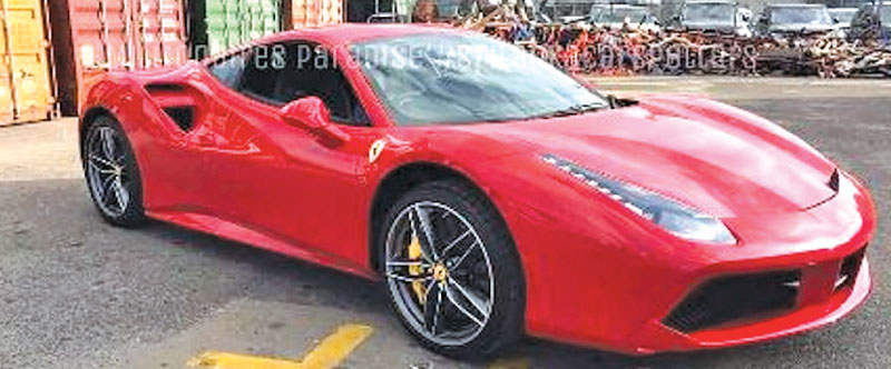 Influx Of Luxury Cars At Low Duty To Deny State Billions