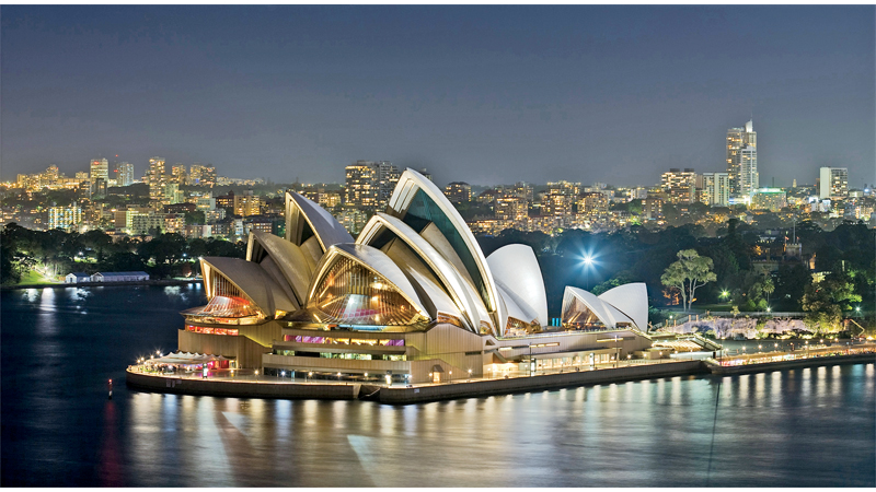 Charming Sydney Opera House: Iconic Colosseum Of Imagination And Creativity
