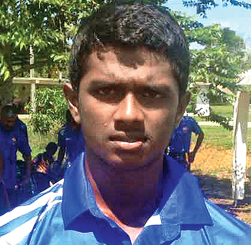 Raveen Yasas of Devapathiraja scored an unbeaten 286.
