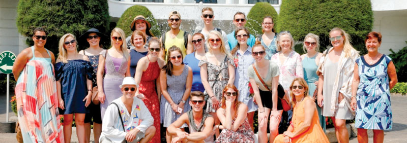 The Sound of Music cast at MLH | Daily News