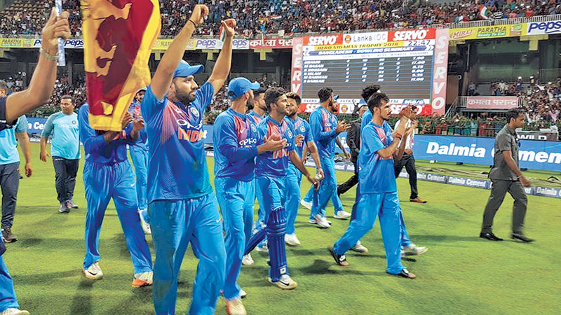 Indian Flag Cricket: We Didn't Feel That We Were Playing Outside India