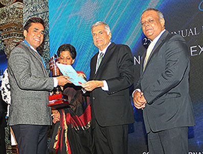 Agro Nutrition honored at Most Innovative Exporter Category