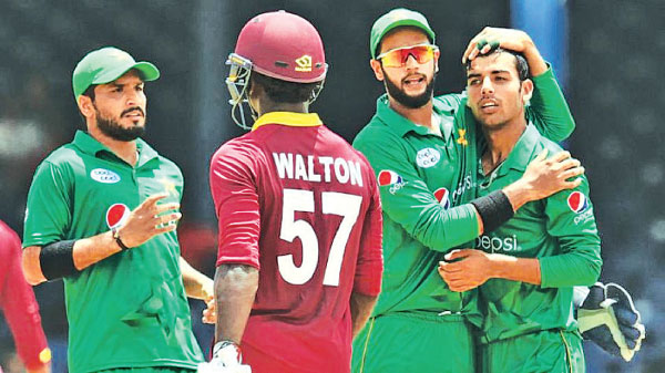 The margin of defeats by West Indies in the three T20Is against Pakistan were depressingly one-sided
