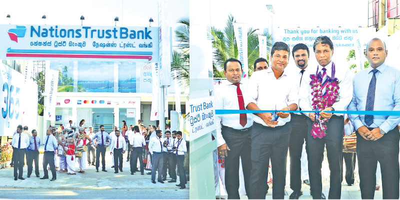 Nations Trust Bank relocates Galle branch | Page 10 | Daily News