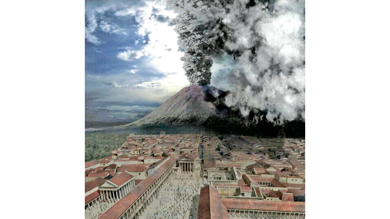 Guatemala Volcano Eruption Likened To Pompei