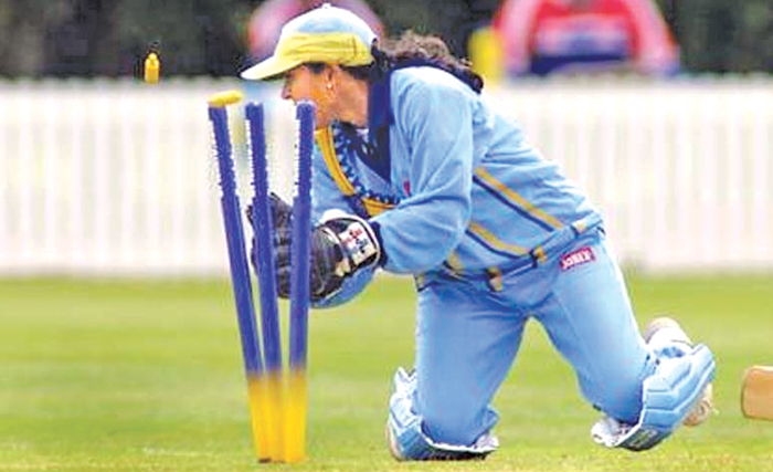 Anju Jain represented India in 8 Tests and 65 ODIs.