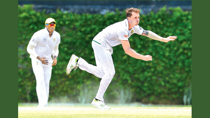 Dale Steyn requires three wickets to become South Africa's leading Test bowler.