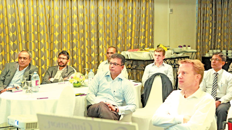 A select audience comprising of top industry professionals in Telco, FMCG, Banking and Manufacturing