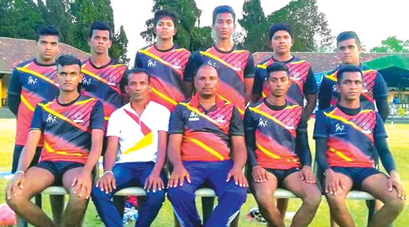 Kegalle Marians bag overall kabbadi crown | Daily News