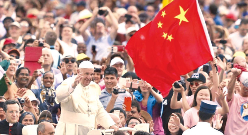 Vatican inks historic deal with China on bishops
