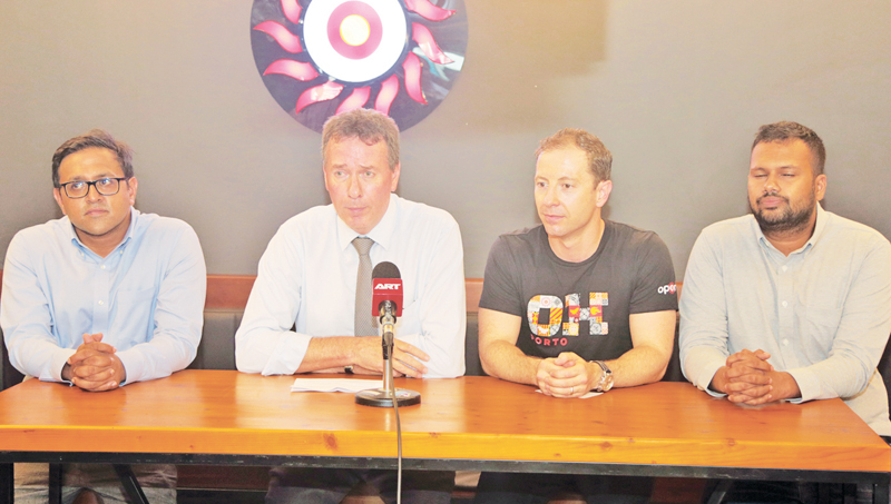 Oporto Opens First Door Into Sri Lanka At Ccc Page 63 Daily News
