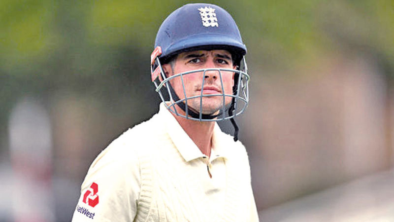 Retired England cricketer Alastair Cook all set for knighthood
