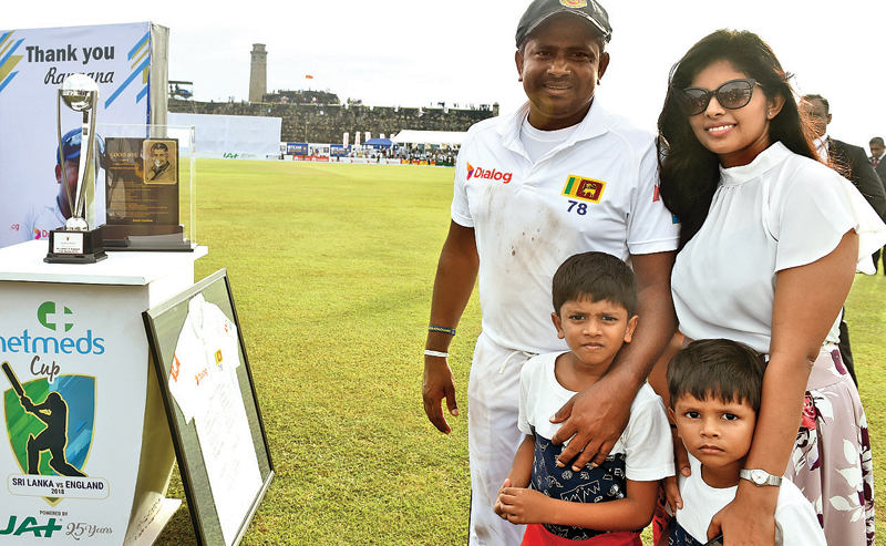 Legend Herath bows out on a losing note | Daily News