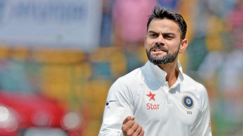 Virat Kohli - Indian captain