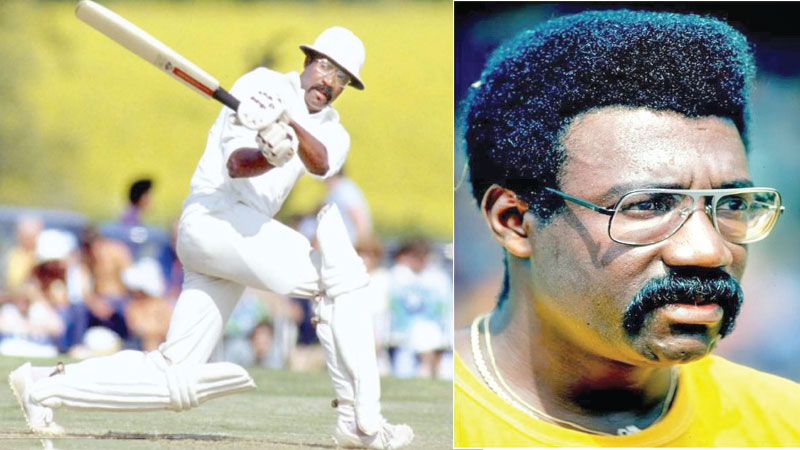 LLOYD'S most treasured and glorious moments in the game came when he led the mighty Windies to win the inaugural World Cup in England in 1975 and then again in 1979. He would have made it three in three in 1983, had not injury struck and restricted his natural movements and made batting a nightmare for him.