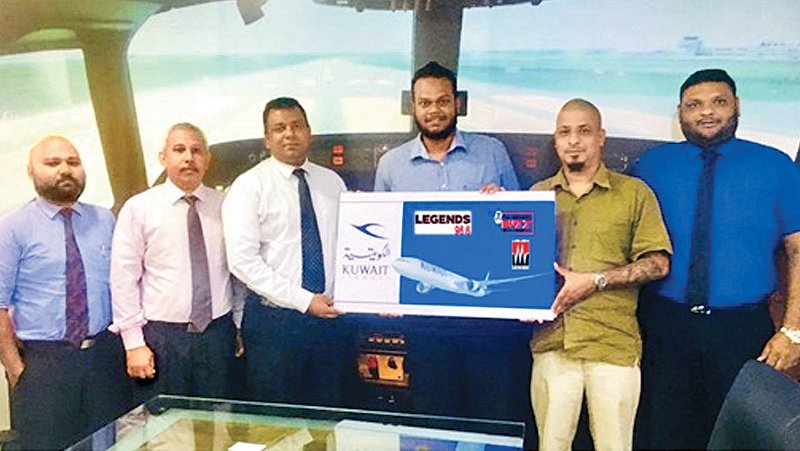 Kuwait Airways sponsors 'The Morning Buzz' show | Daily News