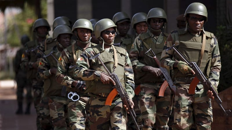 2 peacekeepers killed in attack in central Mali