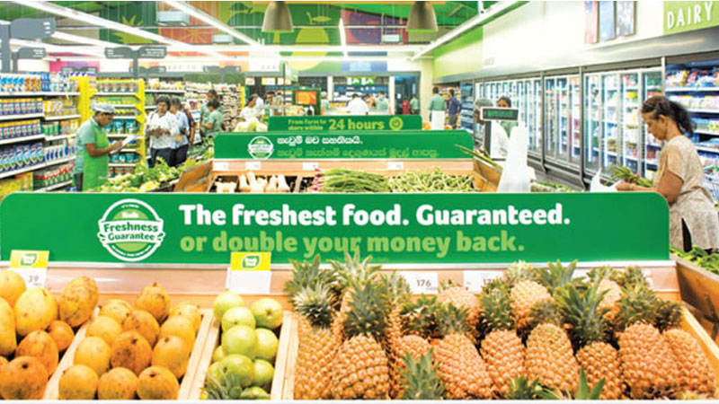 Keells renews commitment of 'Freshness' to customers | Daily
