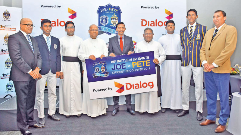 Dialog powers 85th Battle of the Saints | Daily News