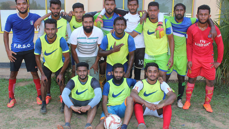 Bandaragama Football Club team