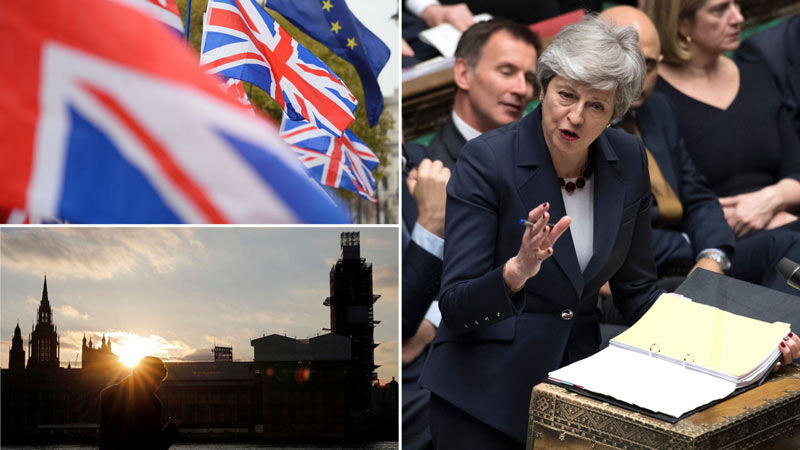 Theresa May could suffer a third major Commons defeat on her deal.