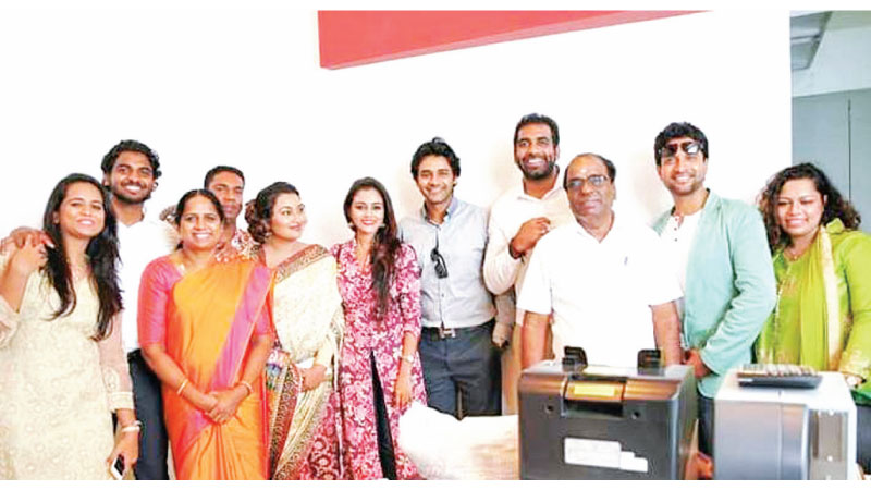 Shri Nadika Jewellers team