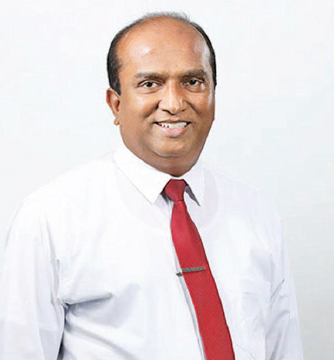 HNB Senior Manager - Deposits, Viranga Gamage