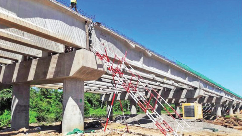 Construction of the Central Expressway Project Section – 2 , Package –work in progress
