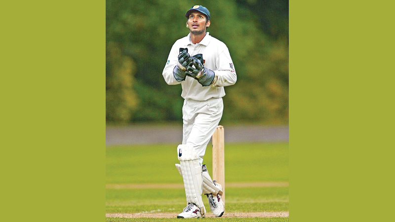 Kumar Sangakkara's first connection with MCC was playing against them in 2002 for the touring Sri Lankans in a first-class match at Queen's Park, Chesterfield.