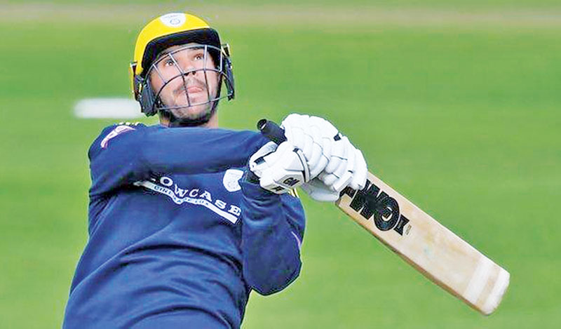 South Africa batsman Aiden Markram has scored 466 runs, at an average of 58.25, for Hampshire during the group stage of the One-Day Cup