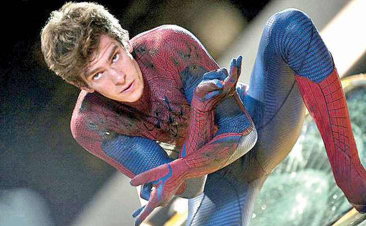 Sargent also wrote the screenplay for 'The Amazing Spider-Man' (2012), starring British actor Andrew Garfield