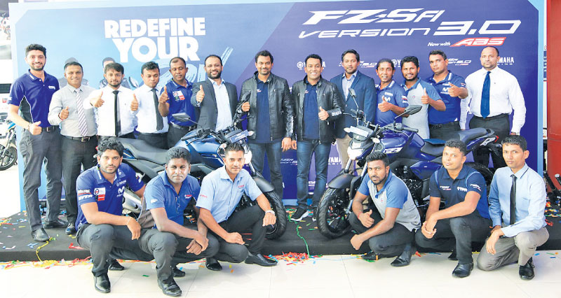 AMW launches latest Yamaha bikes in Sri Lanka | Daily News