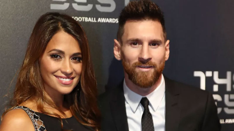 Lionel Messi earns another award, becomes the 2nd player to win it